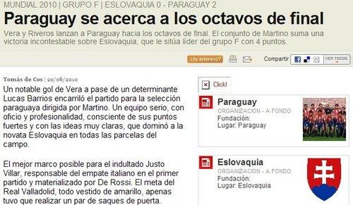 阿斯报:巴拉圭无限接近16强 三叉戟火力凶猛