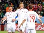进球视频合集:丹麦上演绝地反击 雄狮遭淘汰