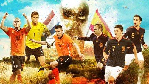 荷兰vs西班牙首发:罗本配斯内德 托雷斯替补