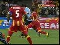 策划:足球也疯狂 乌拉圭vs加纳全场摔跤集锦