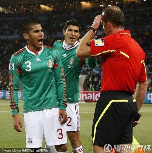2010世界杯:阿根廷vs墨西哥