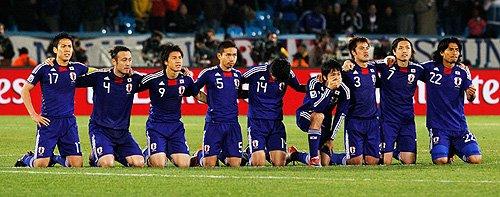 微博热议巴日战 日本赢尊重巴拉圭值得敬佩