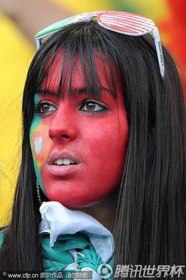 2010世界杯小组赛G组末轮:葡萄牙Vs巴西