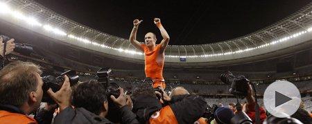 乌拉圭2-3荷兰 下半场