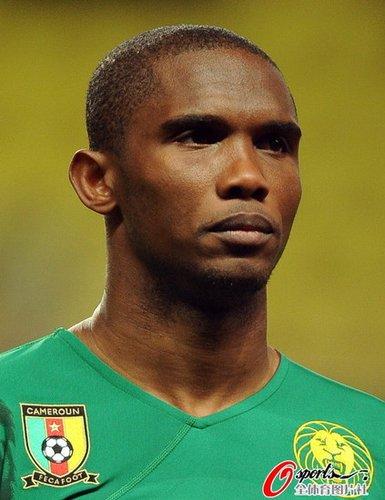 喀麦隆队公布23人名单:埃托奥领衔非洲雄狮