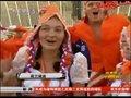 视频:荷兰球迷要欢庆 直言会拿世界杯冠军