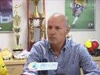 """32强探营-视频:巴西冠军教练看好""""邓家军"""""""