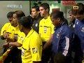 视频:墨法大战一触即发 球员通道气氛严峻