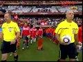 视频:西班牙瑞士开战在即 双方球员昂首入场