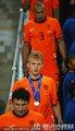 图文:荷兰0-1西班牙 荷兰队获得亚军(8)