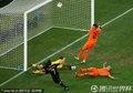 比利亚进球瞬间