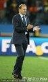 图文:荷兰2-1斯洛伐克 魏斯为弟子鼓掌