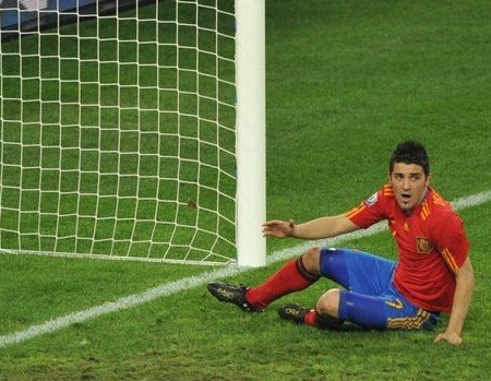 西班牙龙头4场5球止于变阵 未创40年一见奇迹