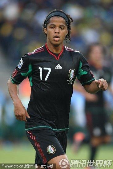 2010世界杯A组揭幕战:南非1-1墨西哥
