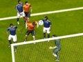 第126球:斯内德头球破门 荷兰角球再进一球