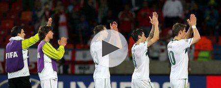 斯洛文尼亚0-1英格兰 下半场