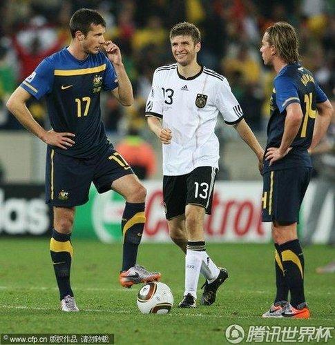 感谢德国拯救世界杯 今夜之后精彩足球终到来