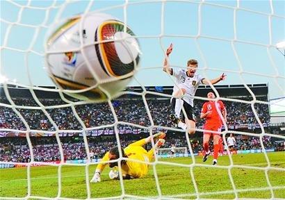 济南时报:加纳加时赢美国 德国大胜英格兰