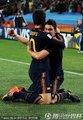 法布雷加斯拥抱比利亚