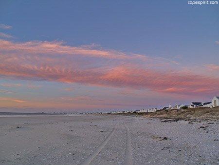 徒步南非西海岸 人文自然风光一览无遗