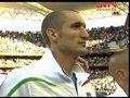 视频:意大利国歌奏响球场 主帅里皮神情严肃