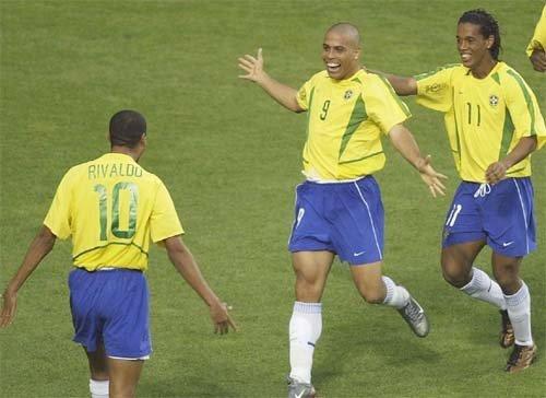 巴西队进入无R时代 南非世界杯送走一代偶像