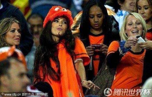 2010世界杯决赛:荷兰0-1西班牙
