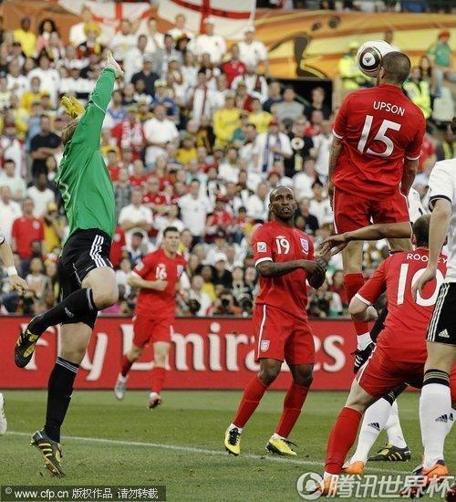 2010世界杯:德国vs英国