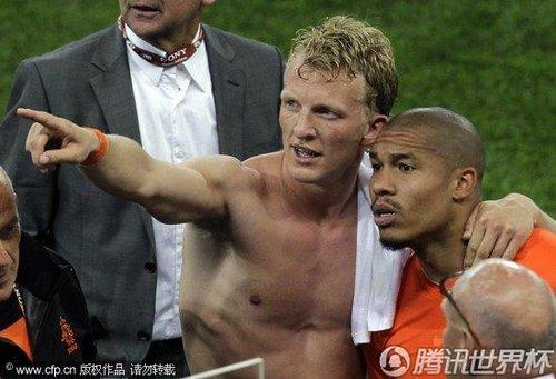 2010世界杯1/8决赛:荷兰2-1斯洛伐克