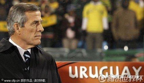 乌拉圭主教练塔巴雷斯