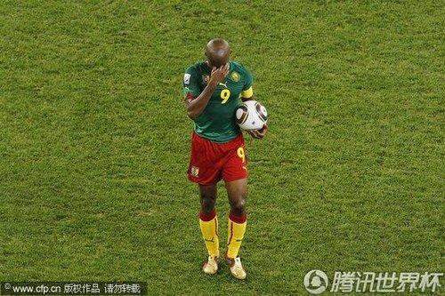 2010世界杯:喀麦隆vs荷兰