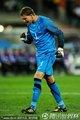 图文:荷兰2-1斯洛伐克 斯特克伦博格庆祝