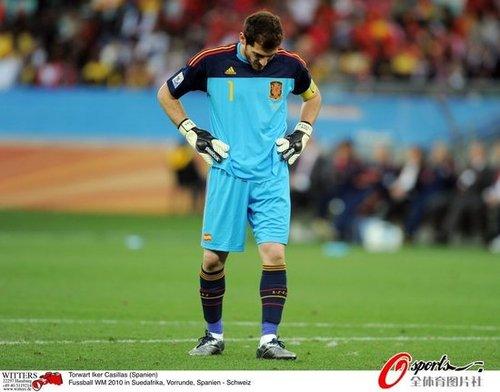 世界杯-冷门!最大冷门! 西班牙0-1不敌瑞士