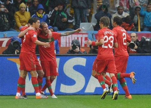 葡萄牙44年最华丽一战 跨过两坎就是夺冠热门