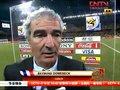 视频:多梅内克赛后受访 法国足球不会灭亡