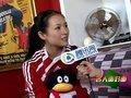 名人面对面章子怡:小贝很帅 但我更爱梅西