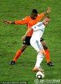 图文:荷兰2-1斯洛伐克 科普内科护球