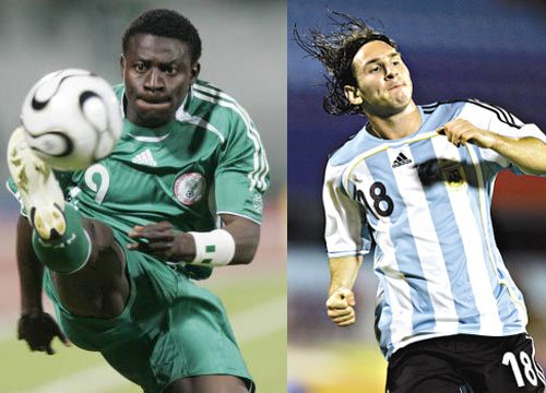阿根廷VS尼日利亚前瞻:激活梅西成胜负关键