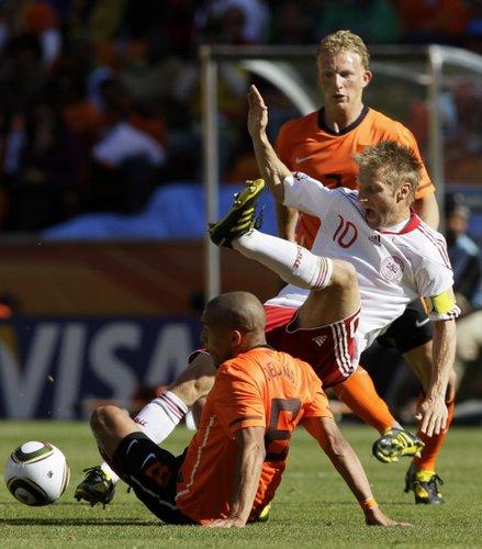 三届世界杯铸就不朽传奇 丹麦老将为大赛而生
