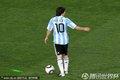 图文:阿根廷1-0尼日利亚 绿光再现赛场