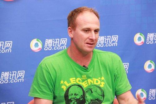 实录:体坛副总迈克做客南非暄传语 畅谈南非