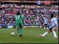 视频:阿根廷vs尼日利亚45-50分钟 拼抢激烈