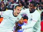 视频:南非世界杯十大绝杀 乔丹式绝杀若奇迹
