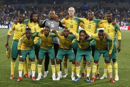 世界杯32强全解读之南非队:东道主前景堪忧