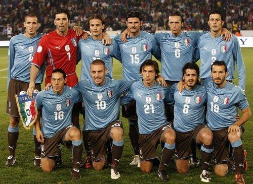 世界杯32强全解读之意大利:卫冕前途难预料