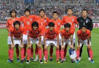 乌拉圭VS韩国前瞻:实力相当 半斤八两