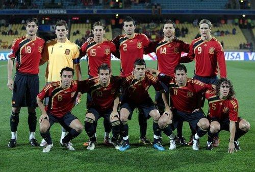 世界杯32强全解读之西班牙:斗牛士最大热门