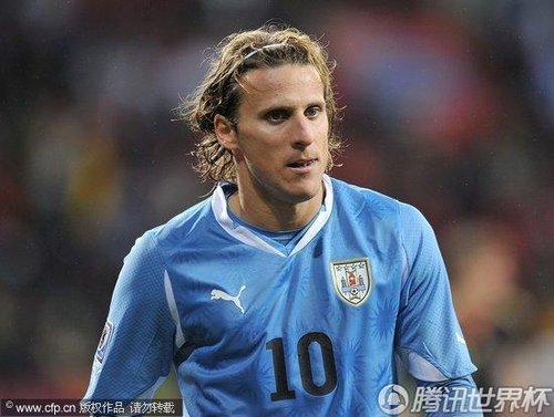 图文:乌拉圭2-3德国 球队英雄弗兰_世界杯图片