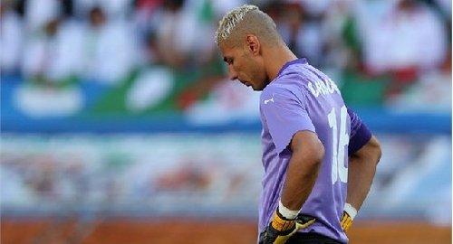 图文:阿尔及利亚0-1斯洛文尼亚 黄油手2号