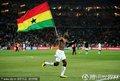 加纳出现球员狂喜